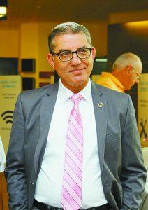 סגן ראש העיר מאיר תורג'מן (צילום: ארנון בוסאני)