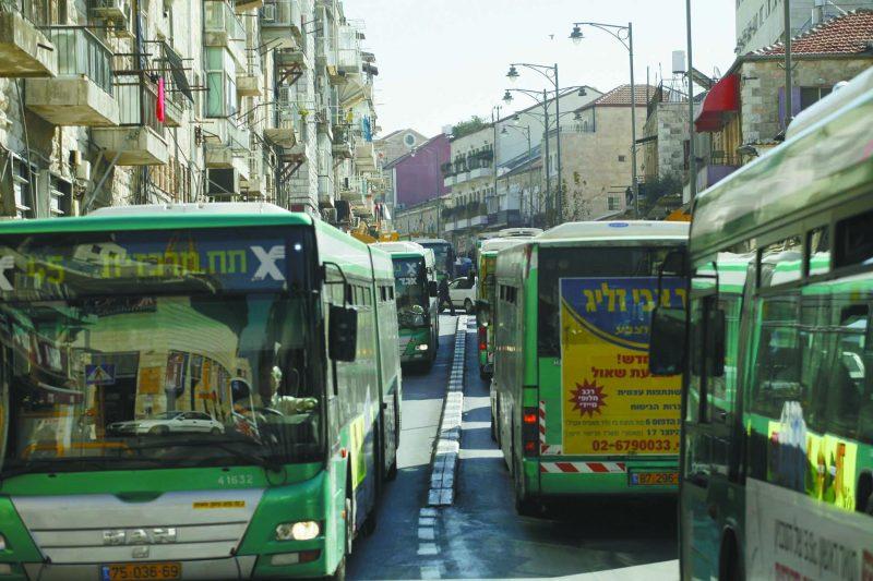 התוכנית להקמת חניון חדש בשוק: מתחדש המאבק נגד הקמת מעליות ופורטל יציאה למשאיות