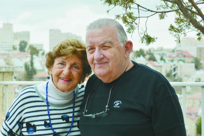 מיוחד לוולנטיינס: אהבה ירושלמית בת 60