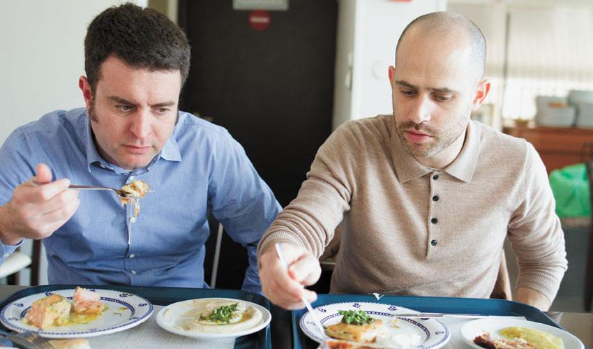 אוכלים צהריים: הפתעה נעימה ברובע היהודי