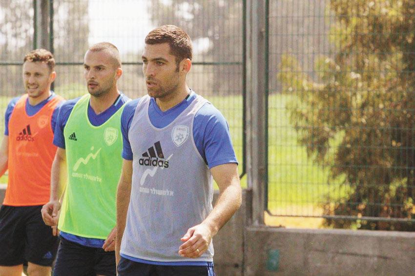 """איתי שכטר מבית""""ר ירושלים (צילום: דוברות ההתאחדות לכדורגל)"""