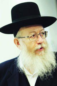 שר הבריאות יעקב ליצמן (צילום: אלכס קולומויסקי)