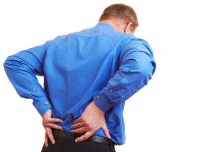 כאבי גב (צילום: אילוסטרציה)