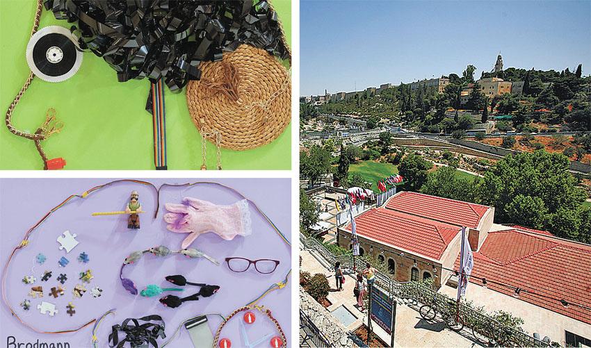 אמנות ומוח בסינמטק ירושלים (צילומים: מתוך התערוכה מדעי המוח זה לא משחק ילדים)