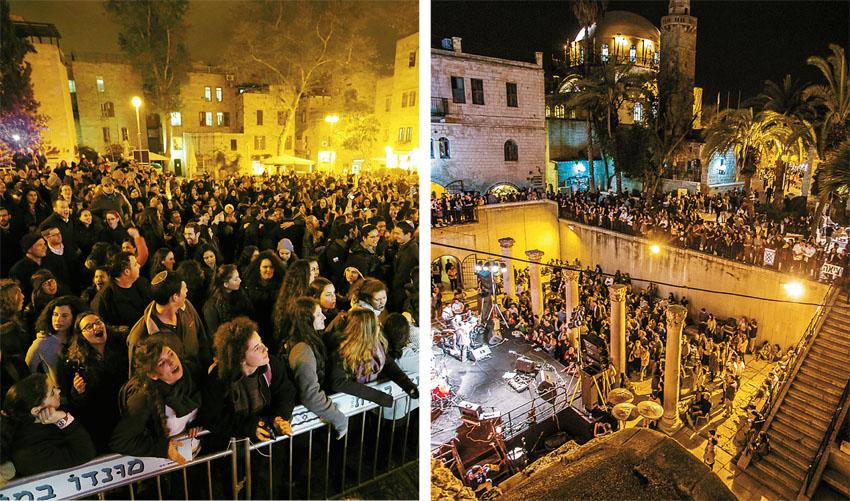 פסטיבל 'צלילים בעתיקה' (צילומים:קובי שרביט)