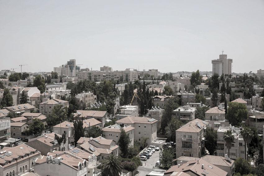 רחביה (צילום: אמיל סלמן)