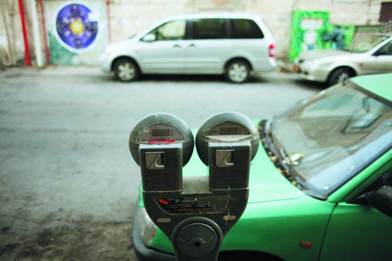 מהפכת החניה בעיר: ביום שלישי יוסרו המדחנים