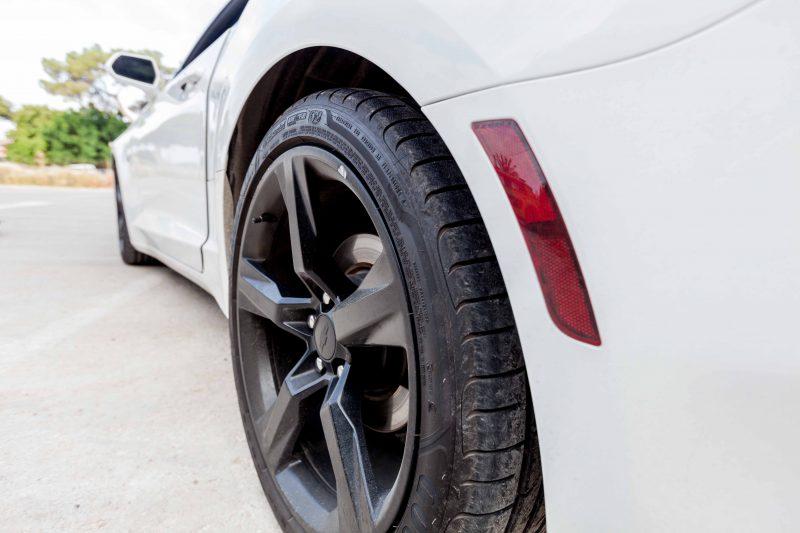 צמיגי רכב (צילום אילוסטרציה: אייל טואג)