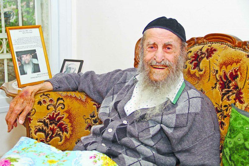 בגיל 116: נפטר הירושלמי שנחשב לגבר הכי מבוגר בעולם
