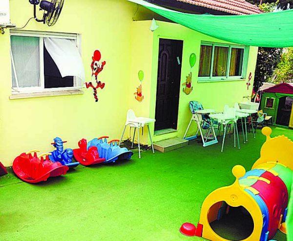 גן ילדים (צילום אילוסטרציה: זאב שטרן)