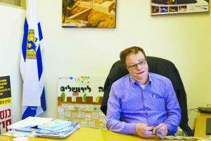 דב קלמנוביץ (צילום: נעה קסטל)