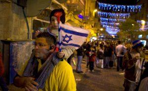 חגיגות יום העצמאות בירושלים (צילום: איל ורשבסקי)