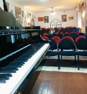 מרכז עדן תמיר למוסיקה (צילום: מרכז למוסיקה עדן תמיר)