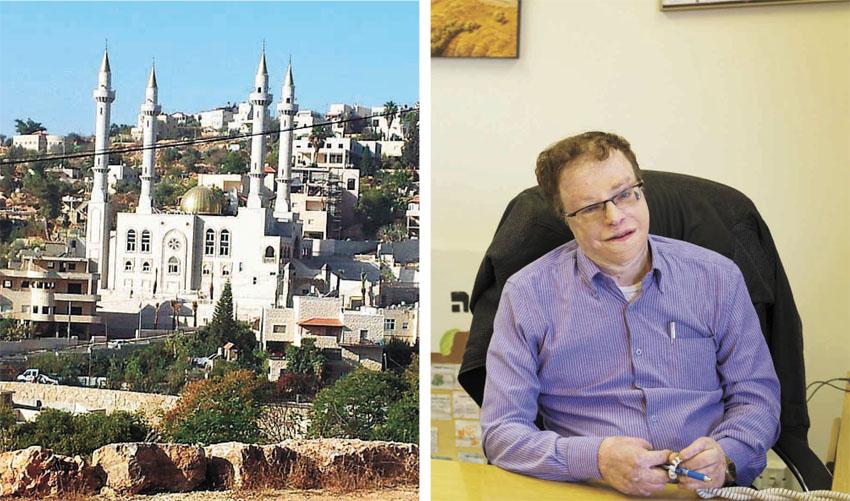 """""""לערבים נותנים בנייה חופשית, בין שהיא חוקית ובין שהיא לא חוקית"""""""