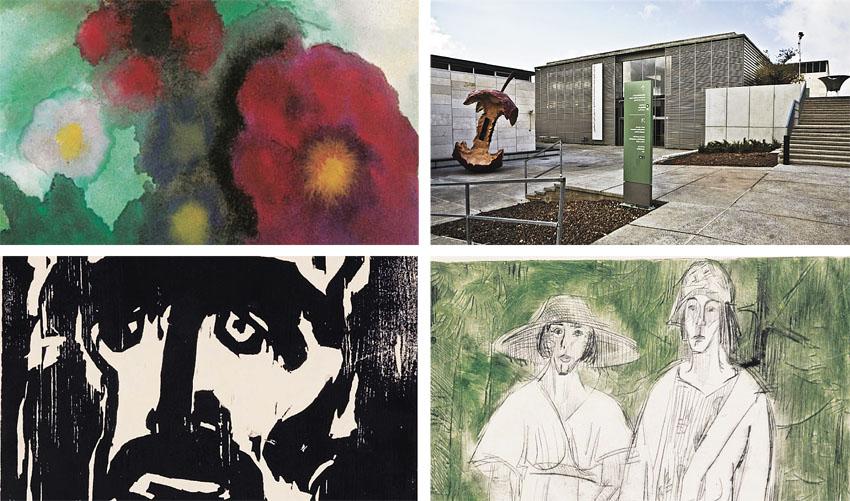 """מוזיאון ישראל, תערוכות מחווה ליעקב פינס (צילומים: תומר אפלבאום, יח""""צ מוזיאון ישראל)"""