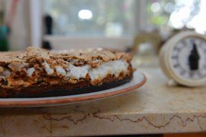 עוגת השקדים של רמה בן צבי (צילום: מאיר אליפור)