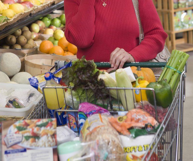עגלת קניות (צילום: א.ס.א.פ קריאייטיב INGIMAGE)