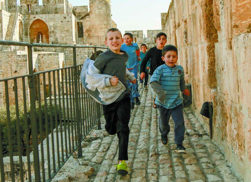 פסח משפחתי בירושלים: כל האירועים והאטרקציות