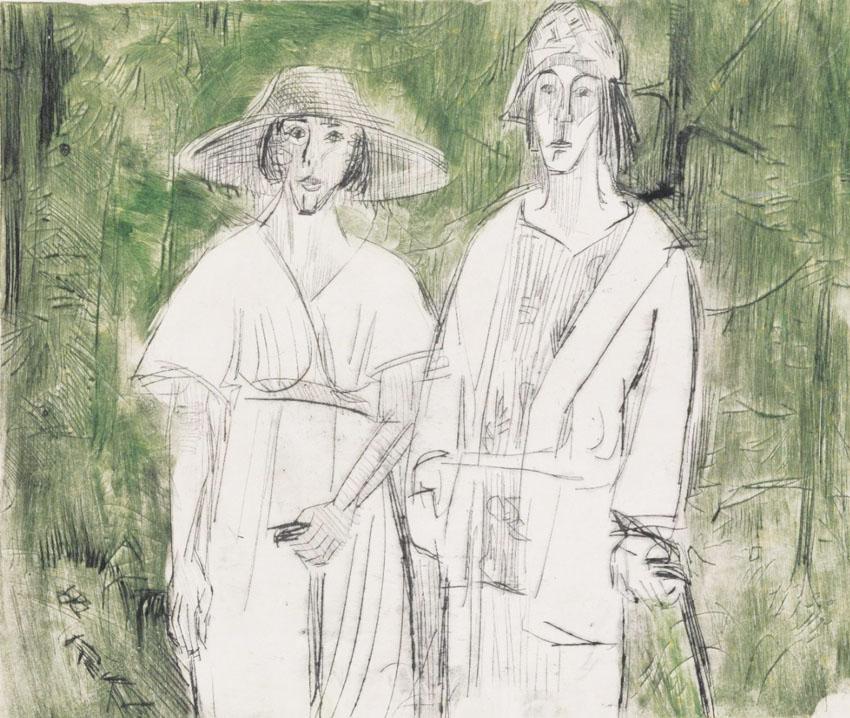 """תערוכות מחווה ליעקב פינס (צילום: יח""""צ מוזיאון ישראל)"""