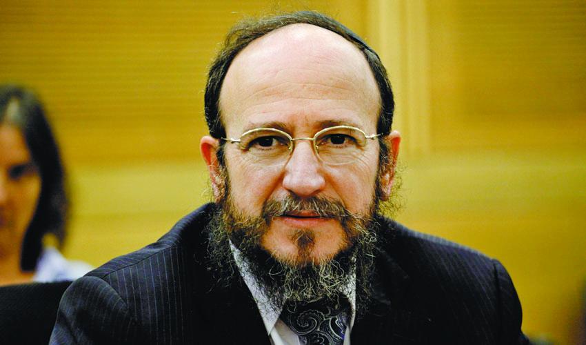 חבר מועצת העירייה יעקב הלפרין (צילום: תומר אפלבאום)