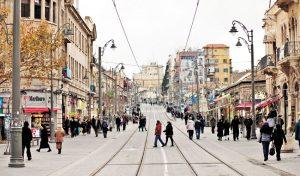 רחוב יפו (צילום: אמיל סלמן)