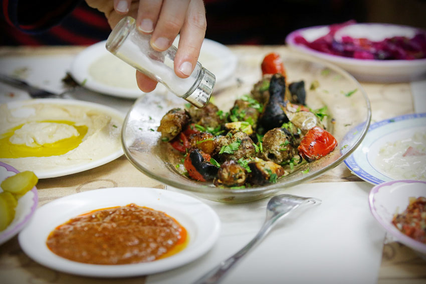 עמית ויהונתן, מסעדת שהיין (צילום אורן בן-חקון)