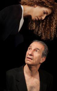 """מתוך ההצגה """"איוב"""" (צילום: ז׳ראר אלון)"""
