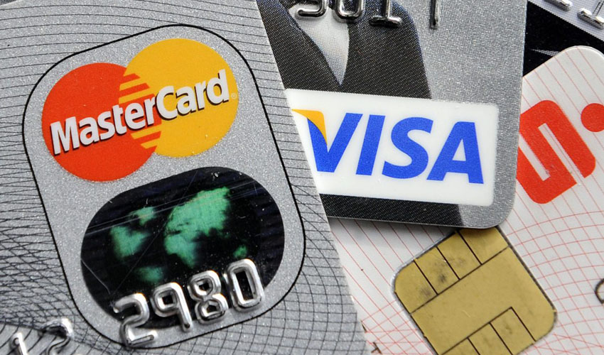 אילוסטרציה כרטיסי אשראי (צילום: אי.פי Martin Meissner)
