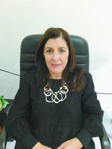 """אילנה דניאל, יו""""ר נעמת ירושלים"""