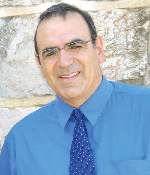 """איל שר, מנכ""""ל פסטיבל ישראל, ירושלים (צילום: זואי דניאל)"""