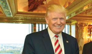 """דונלד טראמפ, נשיא ארה""""ב (צילום: קובי גדעון, לע""""מ)"""