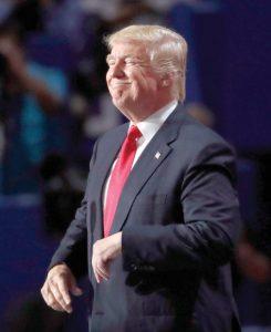"""נשיא ארה""""ב דונלד טראמפ (צילום: אי.פי)"""