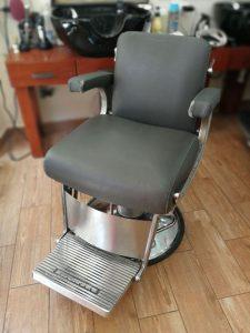 הכיסא של מרסל הספר (צילום: שלומי כהן)