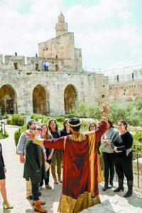 מוזיאון מגדל דוד (צילום: ריקי רחמן)