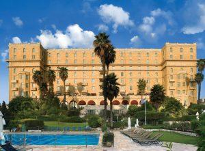 מלון המלך דוד ירושלים (צילום: יורם אשהיים)