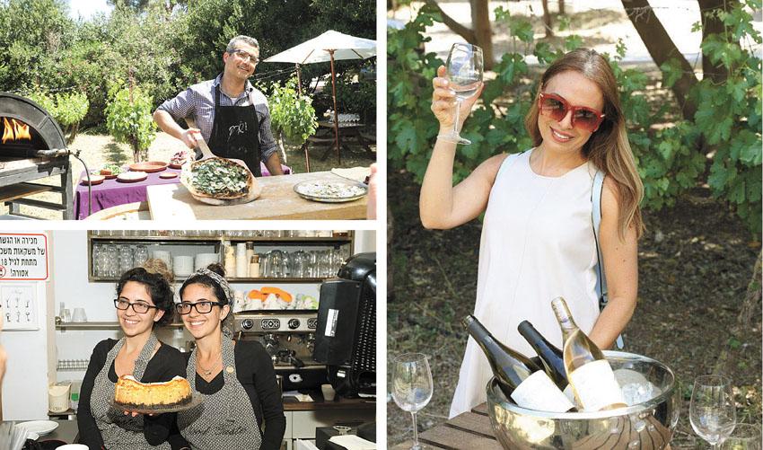 סיגל קליין, פסטיבל אוכל כפרי במטה יהודה(צילומים: אלדד מאסטרו, ציקיטה)