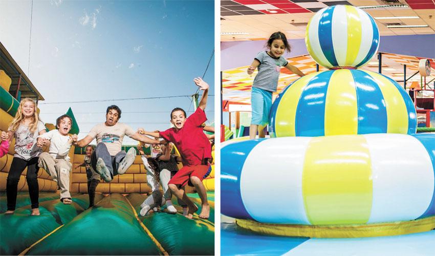 פארק קיפצובה מציג: זמן איכות להורים וילדים