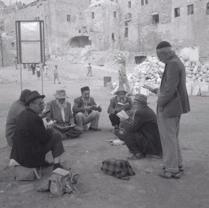 """ירושלים, 1967 (צילום: דוד הירשפלד, ארכיון הצילומים של קק""""ל)"""