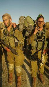 """רב""""ט מייקל חזקאל (צילום: דובר צה""""ל)"""
