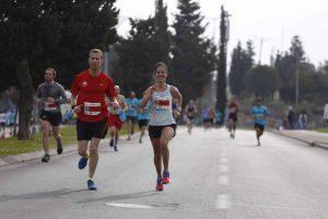 רותי זינדל-אוכמן, מאמנת ריצה מקצועית (צילום: הדס פרוש)