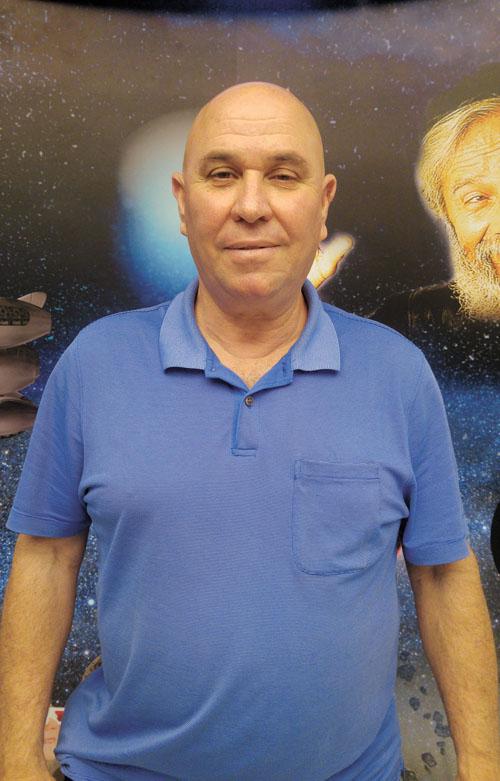 """אילן רותם, מנכ""""ל מעלית הזמן בירושלים (צילום: יח""""צ)"""