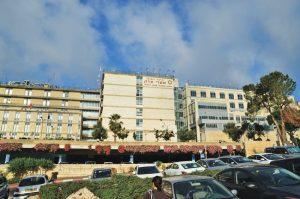 בית חולים שערי צדק (צילום: שערי צדק)