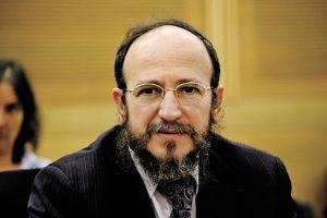 חבר המועצה יעקב הלפרין (צילום: תומר אפלבאום)