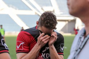 לא עוצר את הדמעות (צילום: ניר קידר)