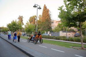 פארק המסילה (צילום: ארנון בוסאני)
