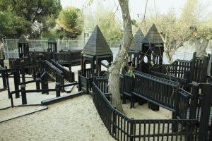 גן המשוגבקעה (צילום: תומר אפלבאום)