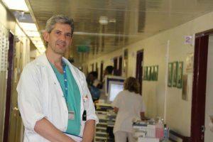 """ד""""ר אמיר זוננבליק (צילום: דוברות הדסה)"""