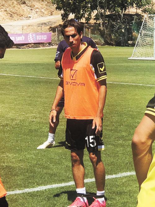 יוסי בניון (צילום: באדיבות האתר הרשמי של בית''ר ירושלים)