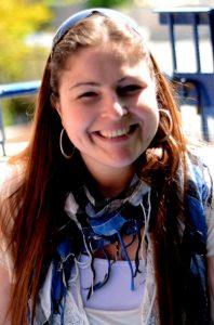 """מיכל פישמן-רואה, תושבת ירושלים מלידה ובהווה, פעילה חברתית ומנהלת קבוצת הפייסבוק """"אמהות ירושלמית (והסביבה)"""" (צילום: יולי שוורץ)"""