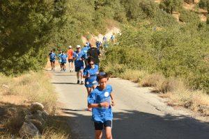 המרוץ היהודי-ערבי, 30.6.17 (צילום: נחשון פיליפסון)